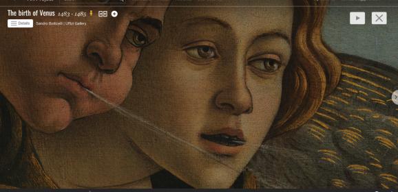 Kunstwerken uit 672 openbare collecties tot in extreem detail bekijken