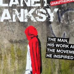 4 boeken over street artist Banksy