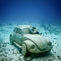 Ontdek de fabelachtige onderwaterkunst van Jason deCaires Taylor
