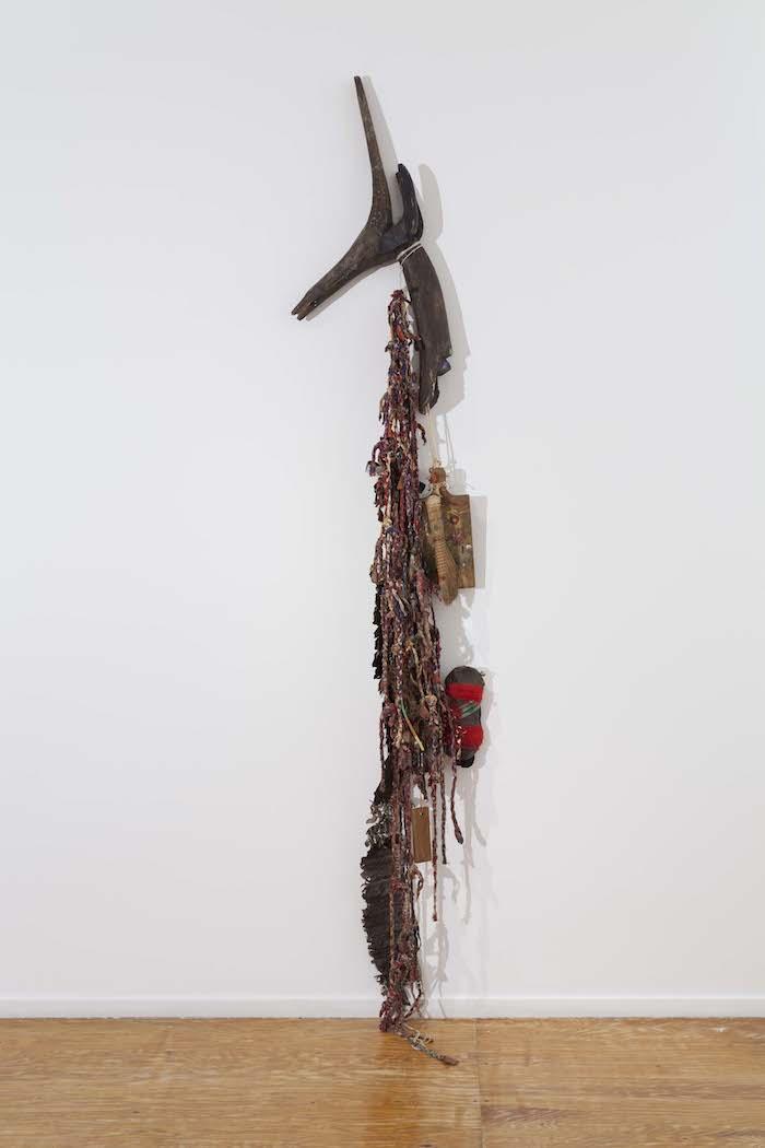 Bouilli Afrikaa (1972) various materials |Courtesy Alexander and Bonin, NY