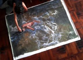 Hyperrealistische kunst… met een twist. Ontdek het werk van Gustavo Silva Nunez