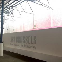 Wat je niet gemist mag hebben op de Art Brussels-beurs deze week