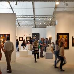 Tips voor kunstverzamelaars (#3): kopen op kunstbeurzen