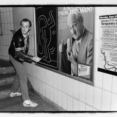 Een stukje kunstgeschiedenis uit 1984, Keith Harings beginjaren in NY