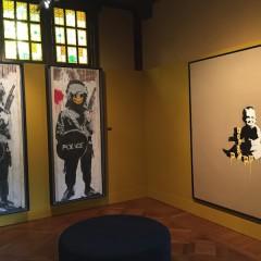 Een confrontatie tussen Warhol en Banksy, bezoek aan een gloednieuw museum in Amsterdam