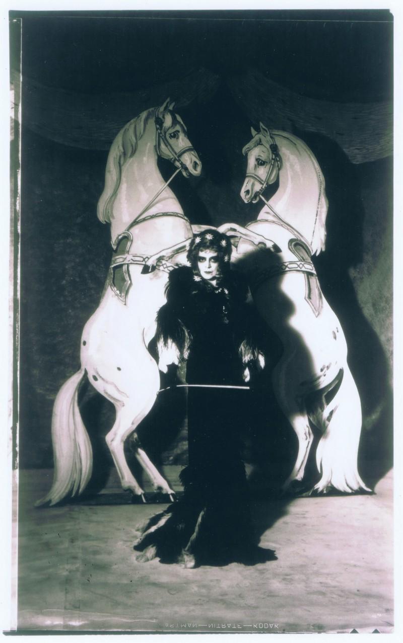 © Man Ray, Marquise Casati dressed as Empress Elisabeth of Austria