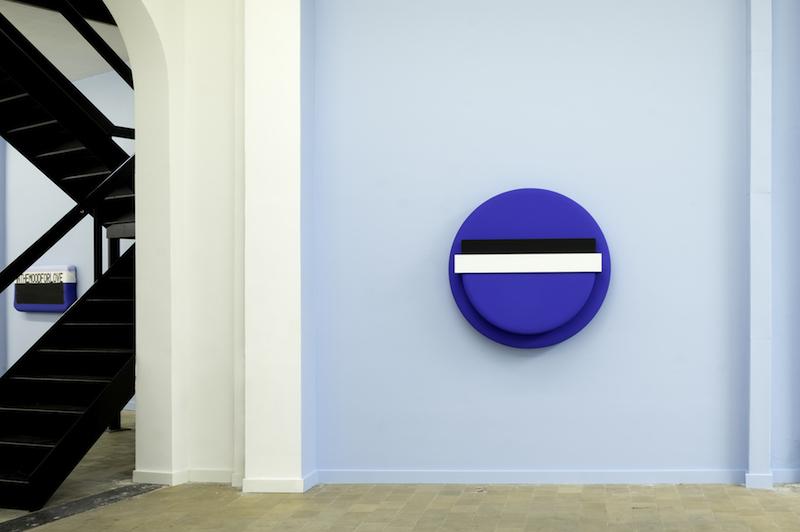 © PLUS-ONE Galery, installatie Sergio De Beukelaer