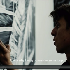 Waarom kunst iets vies heeft… mooie reportage over Rinus Van de Velde