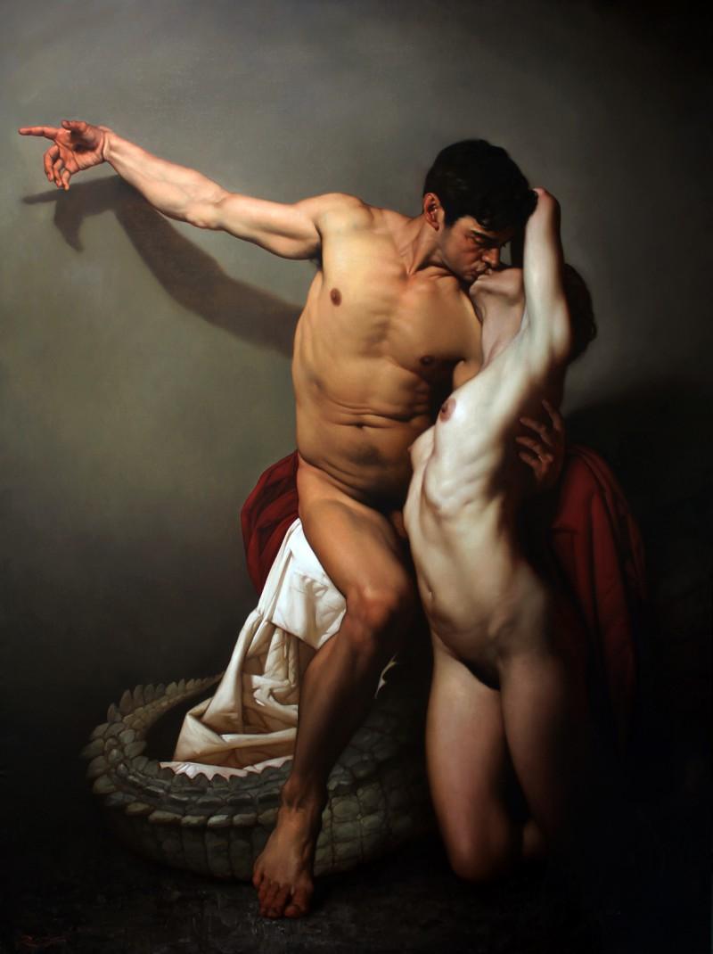 © Roberto Ferri, Il Baggio - omaggio a Rodin