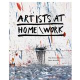 Een kijkje in de woon- en werkomgeving van 16 kunstenaars in België