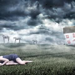 Enkele knappe voorbeelden van surrealistische fotografie
