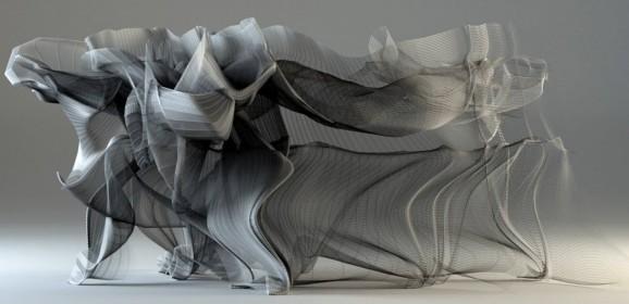 Het zichtbaar maken van de tijd… intrigerend project van Tobias Gremmier