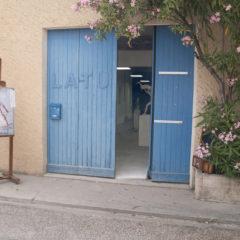 Belgisch koppel houden kunstgalerij in het Zuiden van Frankrijk, met voornamelijk Belgische Kunstenaars
