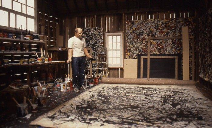 De Kunstenaar En Zijn Atelier Een Perfect Match