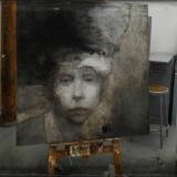 Existentialisme en schilderkunst, ontdek de kunst van Levan Songulashvili