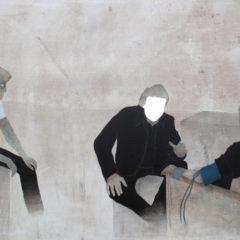 De universele vragen in het werk van Yves Velter