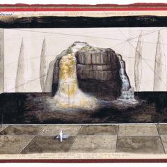 Nieuw werk van Gideon Kiefer op de 'Art on Paper' beurs