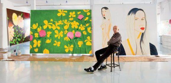 Alex Katz over zijn werk, zijn leven, en hoe hij kunstenaar werd…