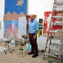 Het atelier van hedendaagse kunstenaars… een perfect match?