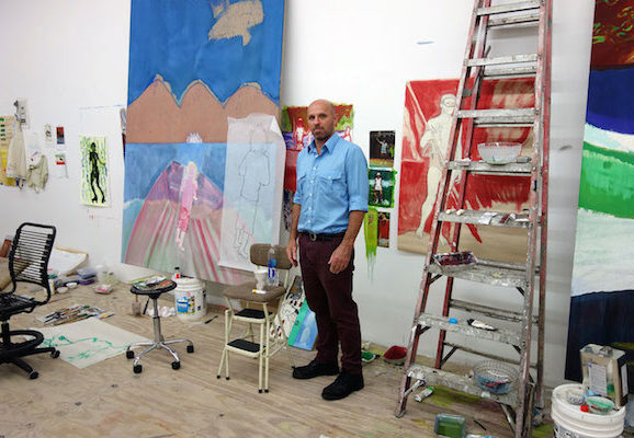 Het atelier van hedendaagse kunstenaars… een perfect match? (#2)