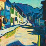Beleef de opening van de tentoonstelling 'Kandinksy, Marc & Der Blaue Reiter'… vanuit uw zetel!