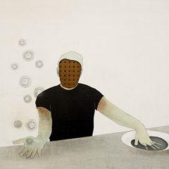 Kunst als gespreksvorm… een bezoek aan Yves Velter