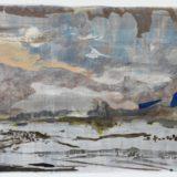 Het landschap dat er geen is… boeiend werk van Maki Na Kamura