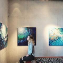 Over de meditatieve kunst van de Zweedse Emma Lindström