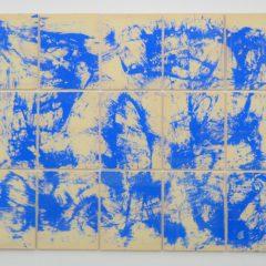 Modern Talk en La Transavanguardia bij Deweer Gallery, Otegem