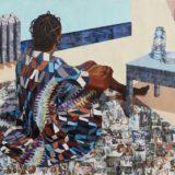 Monumentale werken met duizenden verhalen, ontdek de kunst van Njideka Akunyili Crosby