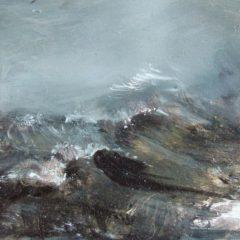 Geestelijke action painting… over de zeezichten van Giovanni Winne