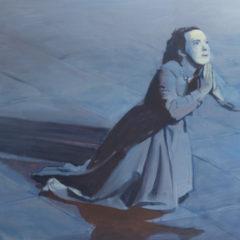 'les charmes discrets du pouvoir', nieuwe reeks van Johan Clarysse te zien bij Galerie De Buck in Gent