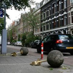Kunst in het straatbeeld… het kan talrijke vormen aannemen, maar Liesbet Bussche geeft er een eigen twist aan