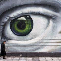 Athene, het paradijs voor street artists!