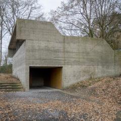 'Artist in residence', D.D. Trans in Woning Van Wassenhove
