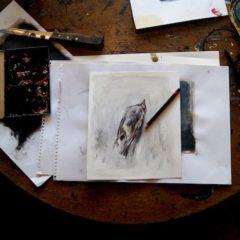 Een kijkje in het schetsboek van… Giovanni Winne