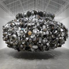 De grootste Indische hedendaagse kunstenaar, Subodh Gupta