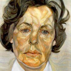 Lucian Freud's portret van Deborah, Duchess of Devonshire