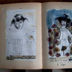 Een kijkje in het schetsboek van… Danielle Luinge
