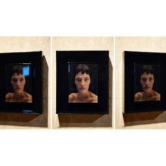 Kwetsbare portretfotografie van Sofie Middernacht en Maarten Alexander bij Ingrid Deuss Gallery