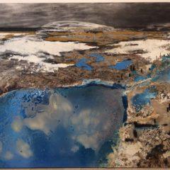Krachtig en boeiend werk… Aida Mahmudova bij Deweer Gallery
