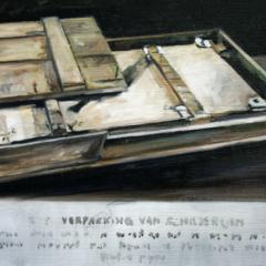 Ontdek het nieuwste werk van Hervé Martijn, nu te zien op Belgium Art & Design beurs te Gent
