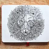 De 'doodle' als nieuwe kunstvorm? We zijn alvast gewonnen…
