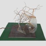 Het spanningsveld tussen natuur en cultuur… nieuw werk van Rein Dufait bij Sofie Van de Velde