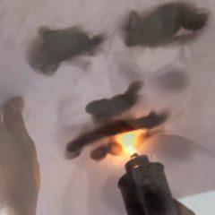 Drie verrassende kunstenaars die vuur gebruiken in hun tekenkunst
