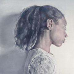 De ondoorgrondelijke portretten van Christina Mignolet bij Galerie S&H De Buck