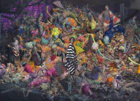 De rijzende ster van de internationale kunstscène: ontdek het werk van Jonas Burgert