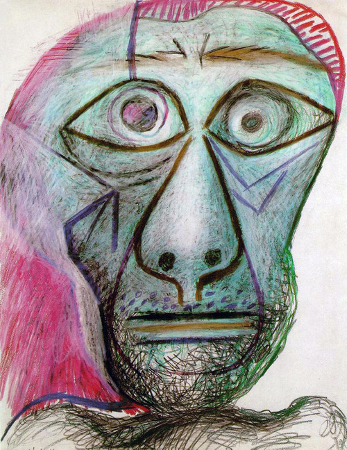 picasso-self-portraits-in-chronological-order-1901-1972-10