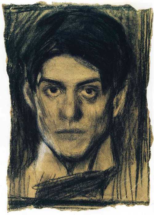 picasso-self-portraits-in-chronological-order-1901-1972-3