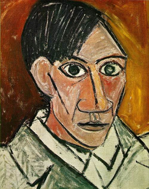 picasso-self-portraits-in-chronological-order-1901-1972-6
